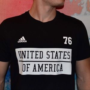 United States of America Soccer Adidas T-Shirt